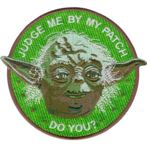 star wars yoda parche